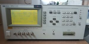 Hp 4285a Precision Lcr Meter 30 Mhz