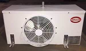 Trenton Tle35 Single Fan Low Profile Refrigeration Evaporator
