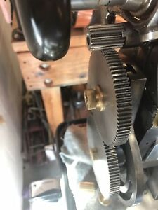 New Production 16 Tooth Stud Gear For Rivett Lathe