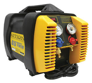 Appion G5 Twin Twin Cylinder Refrigerant Recovery Machine