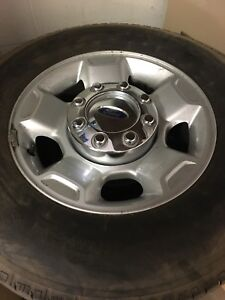 Ford F 250 Super Duty Wheels And Tires