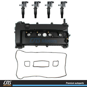 Valve Cover W Ignition Coil For 05 13 Ford Escape Focus Connect Transit Mariner
