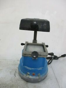 T s Dental Plastics 101 Dental Lab Vacuum Former For Mouth Guard Thermoforming
