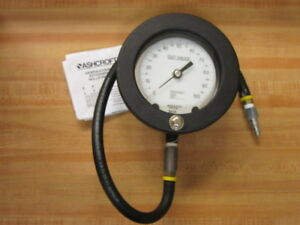 Ashcroft 1082 Test Gauge 0 5psi Subd