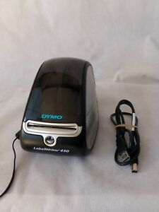 Dymo Labelwriter 450 Turbo Thermal Label Printer For Address Shipping Labels