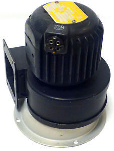 New Rotron 404ds Aircraft Freq Fan Blower P n 35956 115v 0 42a Cps320 1000 1ph