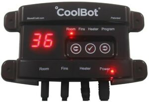 Coolbot 6 Walk in Ac Unit Cooler Controller Air Conditioner Control 59f 34f