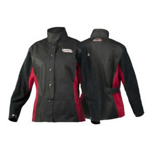 Lincoln Electric K3114 s Jessi Combs Women s Shadow Welding Jacket Small