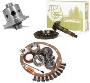 1993 2007 F250 F350 Ford 10 25 4 11 Ring And Pinion Duragrip Posi Usa Gear Pkg