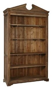Brand New Recycled Wood Bookcase Compare At 3 209 Rustic Gorgeous