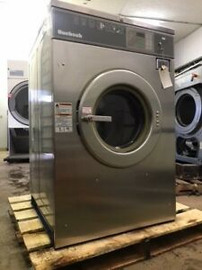 Huebsch 30lb Bc Coin Op Commercial Washer Speed Queen Dexter Wascomat Laundromat