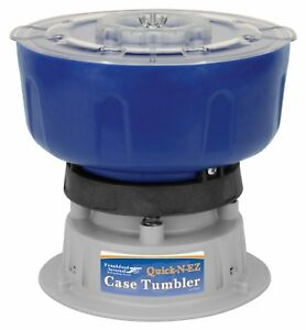 Frankford Arsenal Quick-n-EZ Case Tumbler 110 Volt Mounted OnOff Free Shipping