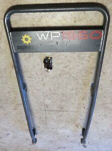 Wacker Tamper Wp1550aw Handle W Hold Bolts
