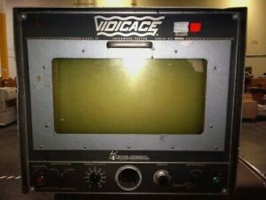 Branson Instruments Vidicage Model 21 Thickness Tester See Notes