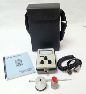 Ird 810 Mechanalysis Vibration Spike Enegry Detector W probe19697 Manual