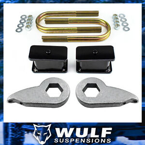 3 Front 3 Rear Full Lift Kit 1997 2003 Ford F150 F 150 4x4 4wd Suspension