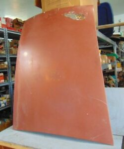 Mgb Steel Hood Rustfree nice clean great One To Work With T