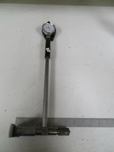 Fowler 6 0005 Dial Bore Gage Na41