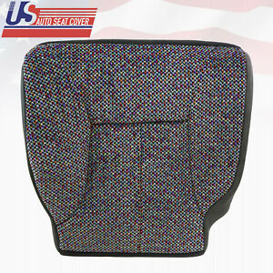 1998 2001 Dodge Ram 1500 2500 3500 Passenger Bottom Cloth Seat Cover Agate