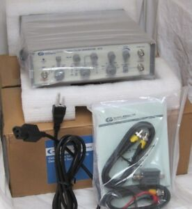New Global Specialties 10mhz Pulse Generator 4010 New In Sealed Box