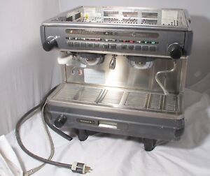 La Cimbali M32 Bistro Dt 2 2 group Espresso Coffee Machine