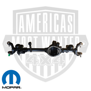 New Oem Mopar Dana 44 Jeep Wrangler Jk Rubicon Front Axle Housing