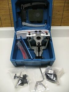 New Denar Track I I Semi Adjustable Dental Articulator With Slidematic Facebow