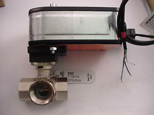 Belimo Lf24 sr Us Actuator 1 3 way Valve Ships On The Same Day Of The Purchase
