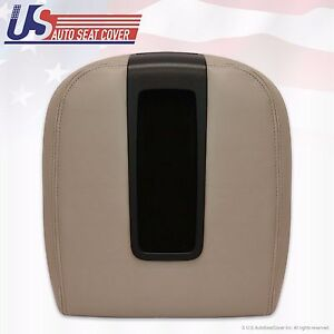 2007 2008 2009 2010 Chevy Tahoe center Console Armrest Compartment Lid Cover Tan
