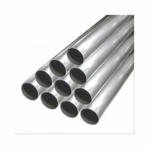 Stainless Works Stainless Steel Straight Exhaust Tubing 2 5hss 4
