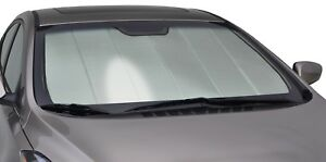 Premium Foldable Sun Shade For Windshield Custom Precision Cut Chrysler