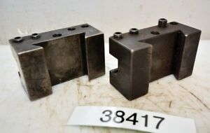 Lot Of 2 Turning Boring And Facing Holders Aloris Cx 2 inv 38417