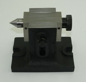 Adjustable Tail Stock For 5 And 6 Rotary Table