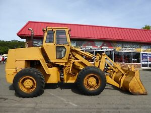 Case W 20c Wheel Loader