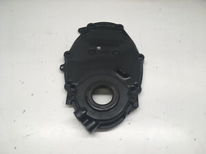 Gm Parts 12562818 Black Front Plastic Timing Cover For Small Block Chevy