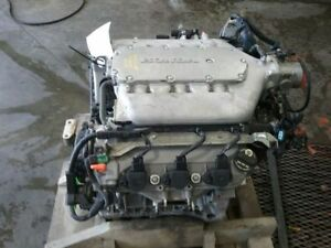 2006 2007 Honda Accord 3 0l Engine Motor Assembly