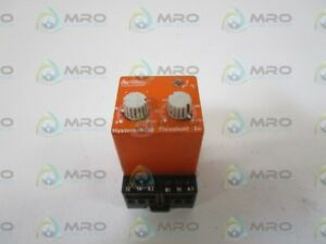 Syrelec Current Control Relay 110vac Diar t used
