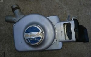 1951 Ford Truck Magic Air Heater F1 F2 F3 F4 F5 F6 With Lighted Control Cables