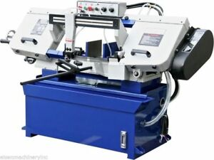 Eisen 916w Horizontal Bandsaw With 1 5hp 220v 3 phase Ul listed Motor