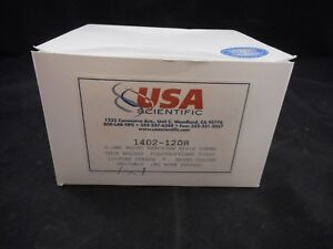 Usa Scientific Plastic 0 2ml Pcr 12 tube Strip Without Caps Mixed Colors 960 pk