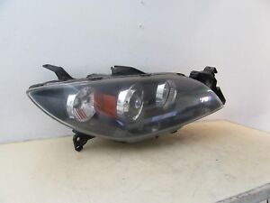 2004 2005 2006 2007 2008 2009 Mazda 3 Sedan Passenger Rh Halogen Headlight Oem