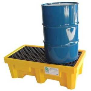 Ultratech 1011 Drum Spill Containment Pallet 53 L