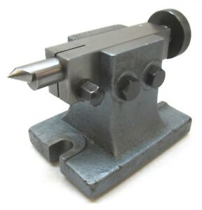Nice Yuasa Adjustable Tailstock For 8 Rotary Tables 553 299