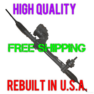 Complete Electric Power Steering Rack And Pinion Assembly For 2012 Ford Fusion