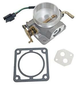Summit Racing Sum 228204 Throttle Body 70mm Aluminum Satin Ford 5 0l Each