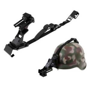 Full Metal Night Vision Goggles Holder Mount for M88 or MICH Tactical Helmet