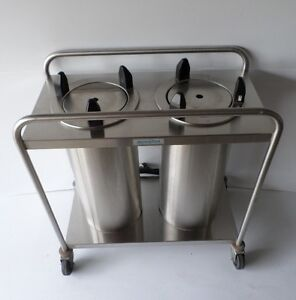 Institutional Equipment System Spring pak 9 Plate Dispenser Warmer