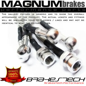 Stainless Steel Brake Lines For 1993 1997 Ford Probe Gt