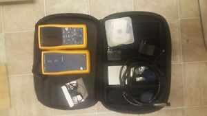 Fluke Networks Dtx 1800 Cable Tester Cable Analyzer certified