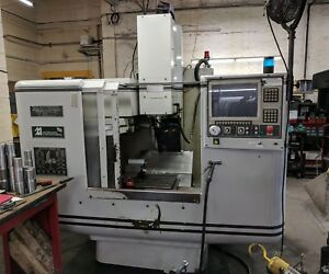 Milltronics Vm 17 Cnc Vertical Machining Center